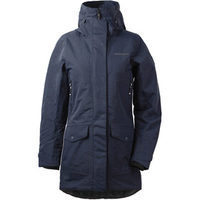 DIDRIKSONS Frida 3 Parka Damer, dark night blue